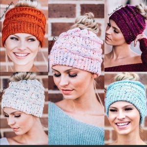 Women's fall beanie
